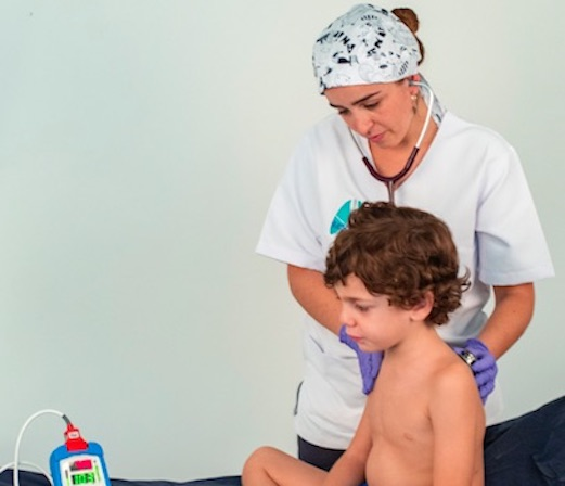 Talleres de fisioterapia respiratoria y educación terapéutica