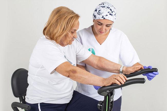 Fisioterapia respiratoria en adultos: recomendaciones
